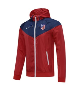 Atletic De Madrid Blue Red Windrunner 2020