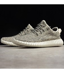 Yeezy Boost 350 Kanye Casual Shoes Fleck Grey