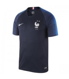 2018 World Cup France Home Jersey